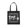 The Album Black Tote