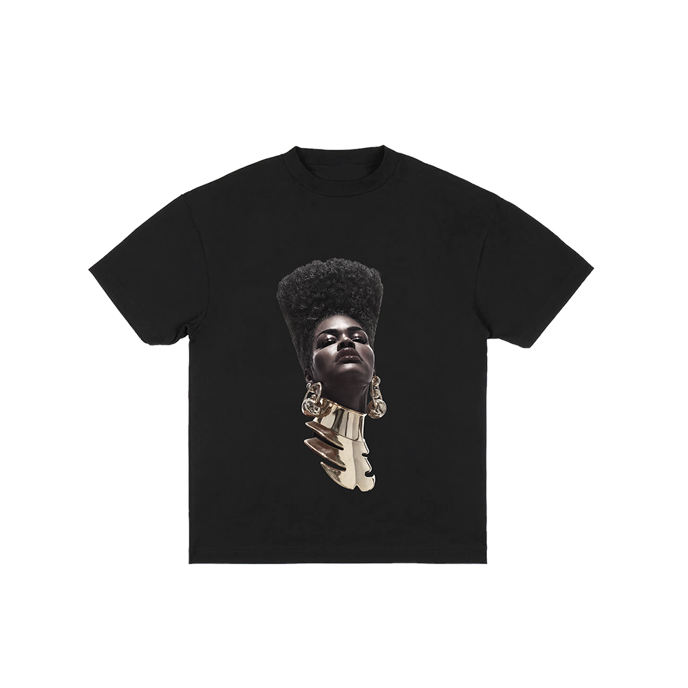Teyana Head Black Tee + Digital Album