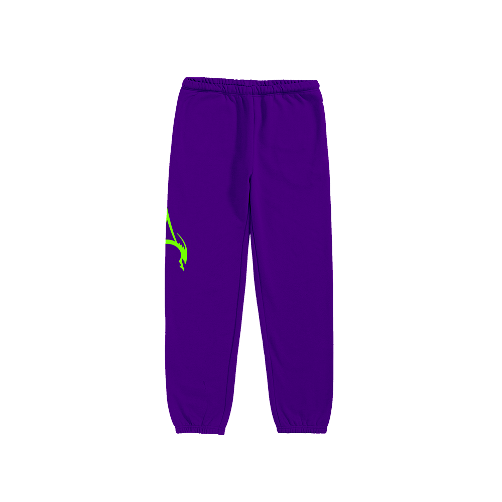 Studio A Glow In The Dark Sweatpants