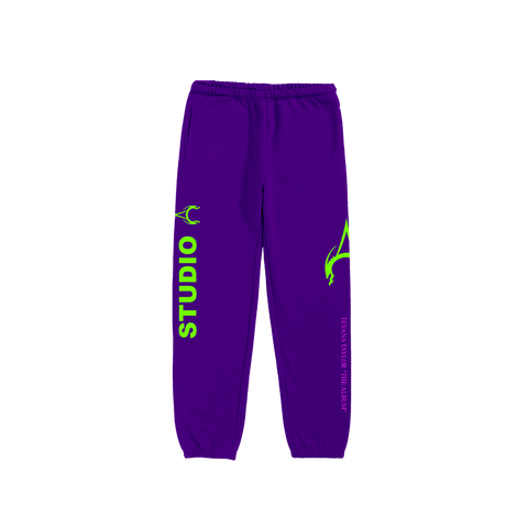 Studio A Glow In The Dark Sweatpants + Digital Album
