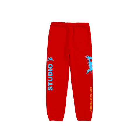 Studio B Sweatpants + Digital Album