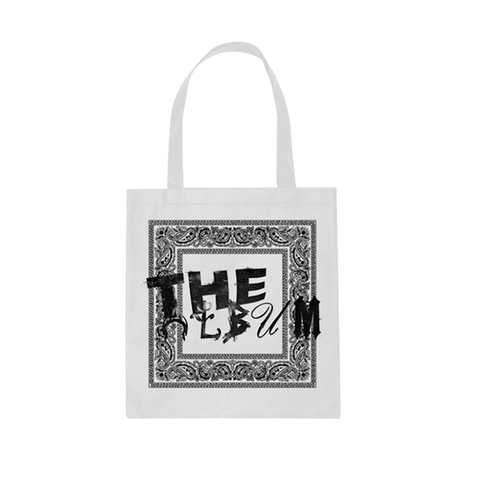The Album White Tote