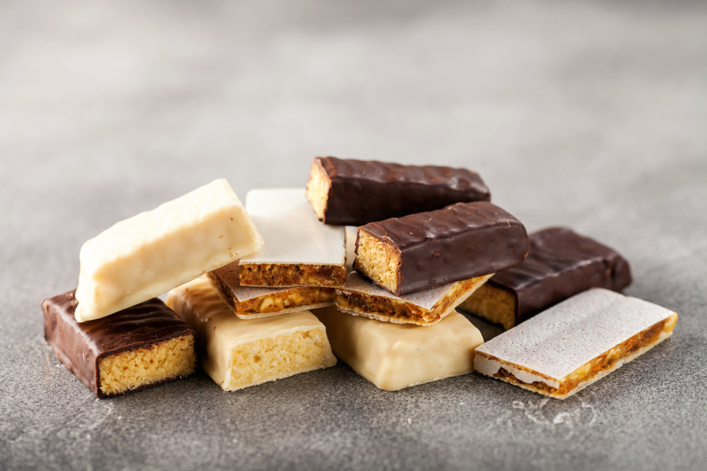 Keto friendly protein bars