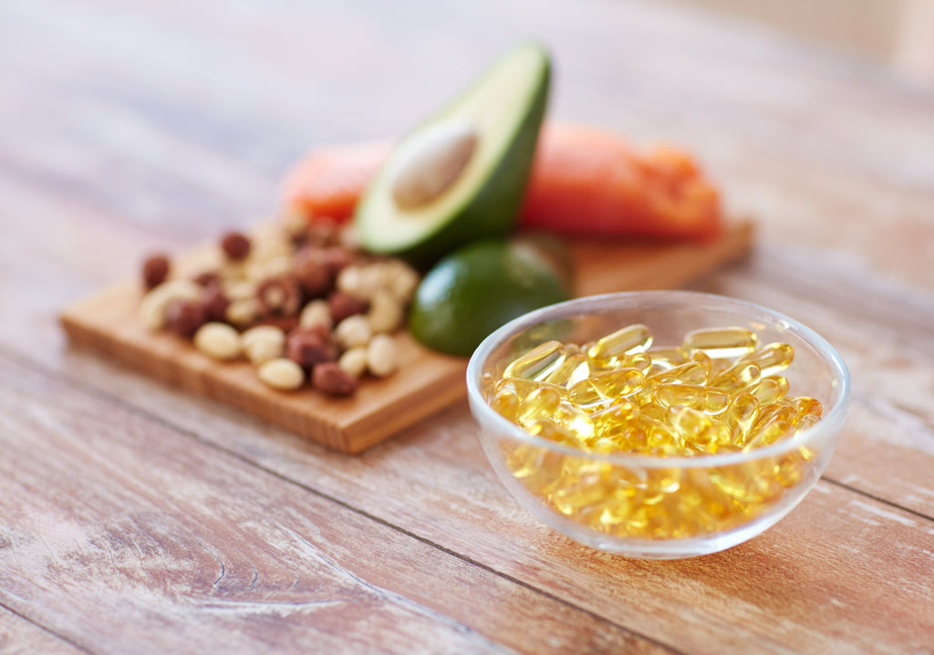 Omega 3 Fatty Acid Helps Cellulite