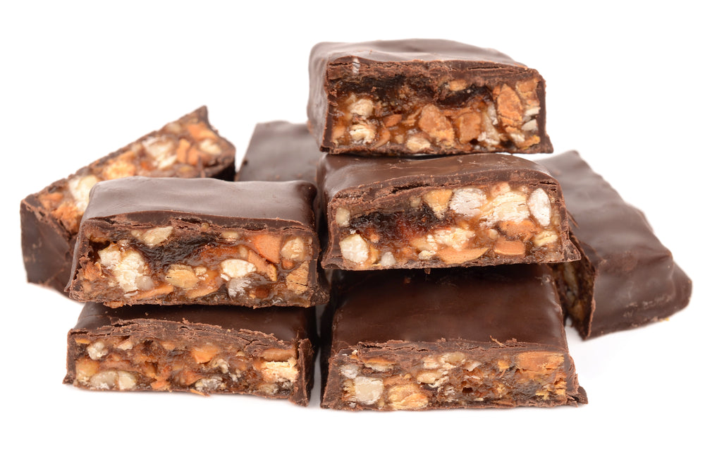 Protein Bars With Too Much Fiber Are Not Keto Friendly