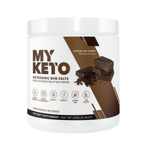 Exogenous Ketones BHB - Chocolate Fudge - Myketo