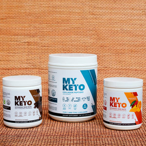 [CARE PACKAGE] Exogenous Ketones (BHB) & Collagen Peptides