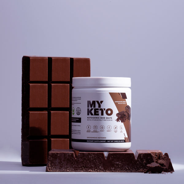 Exogenous Ketones BHB - Chocolate Fudge