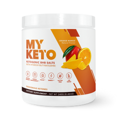 Exogenous Ketones (BHB) - Orange Mango - Myketo