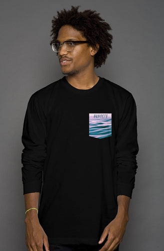 Newport Ave Pocket Long Sleeve