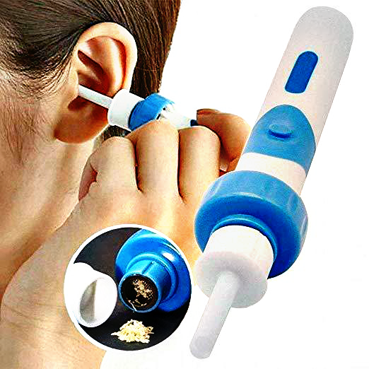 Earwax Vacuum Remover
