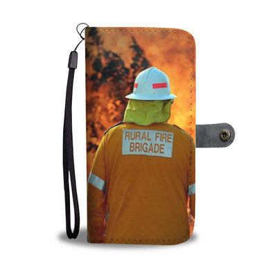 LIMITED EDITION 2020: Firefighters Are Heroes - Phone Case