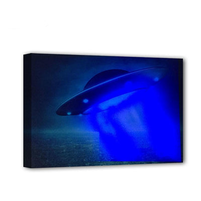 UFO Illuminated LED & Remote