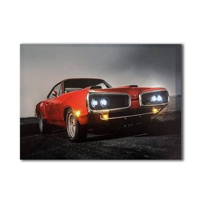 Chevrolet Impala 1960S with SRT LED Light Up Edition Canvas