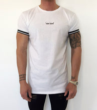 Load image into Gallery viewer, Cuffed T-shirt White