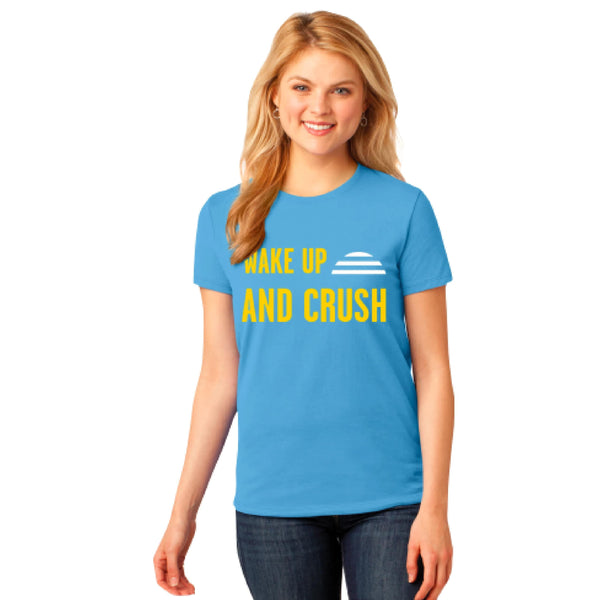 Wake Up & Crush Tee