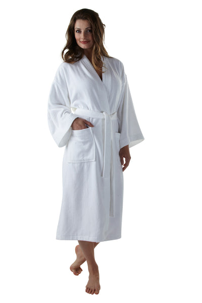 The Princess Kimono Bathrobe - Velour