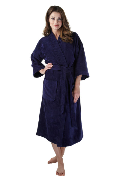 The Newport Bathrobe - Velour