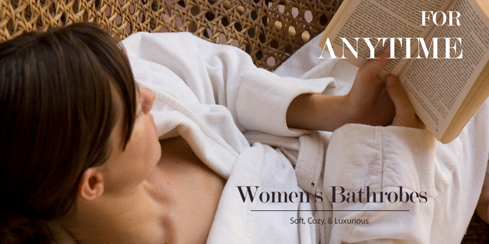 Women's Anytime Bathrobes