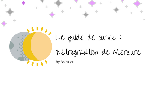 Guide de survie : Mercure rétrograde en Scorpion