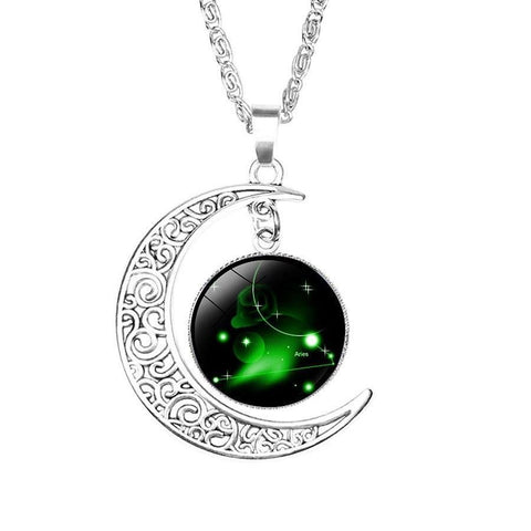 Collier Astral Signe Astrologique Bélier Constellation ADELE