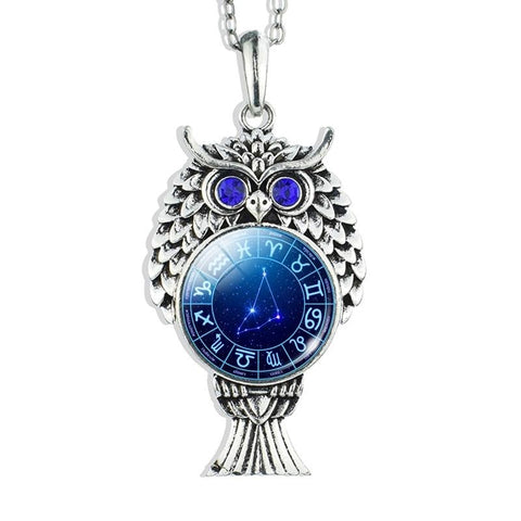 Collier Signe Astrologique Capricorne Constellation LYVIA - Zodiasq