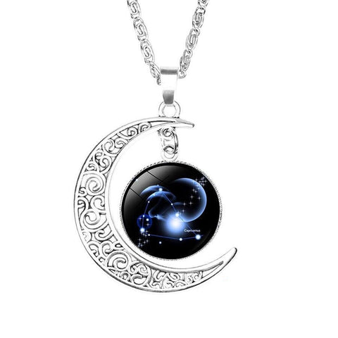 Collier Signe Astrologique Capricorne Constellation ADELE