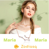 Collier  Constellation MARIA modele - Zodiasq