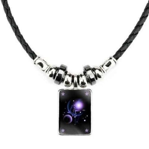 Collier Signe Astrologique Balance Constellation PALACIO - Zodiasq
