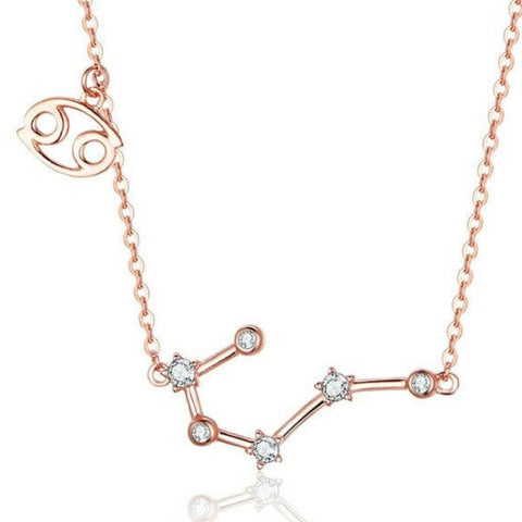 Collier Signe Astrologique Cancer | Constellation Maria