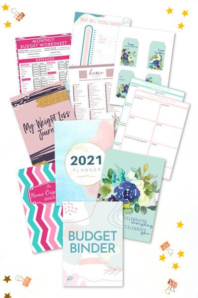 Organize My Life Bundle