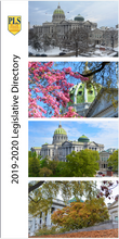 2020-2021 Legislative Directory with PLS Logo and Your Business Name