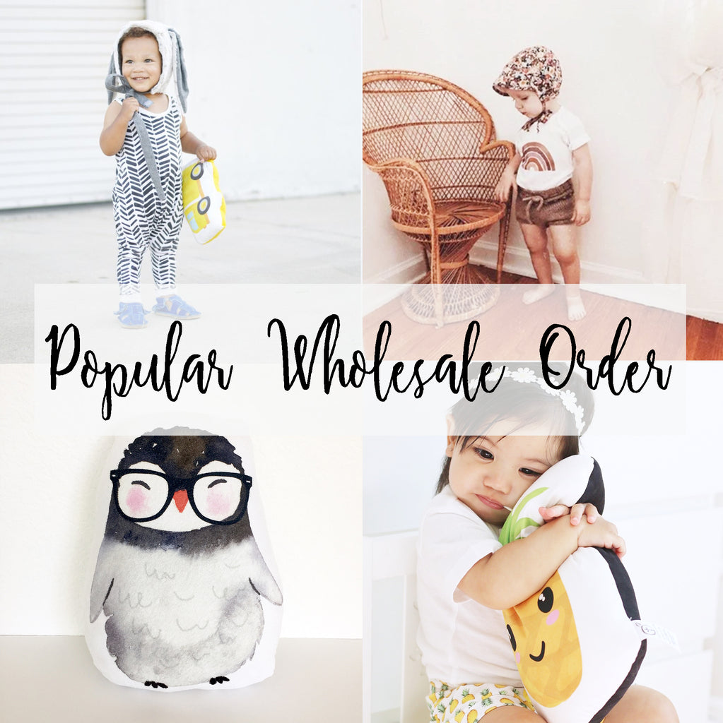 Popular Wholesale Orders
