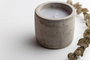 All natural aromatherapy candles, coming soon!