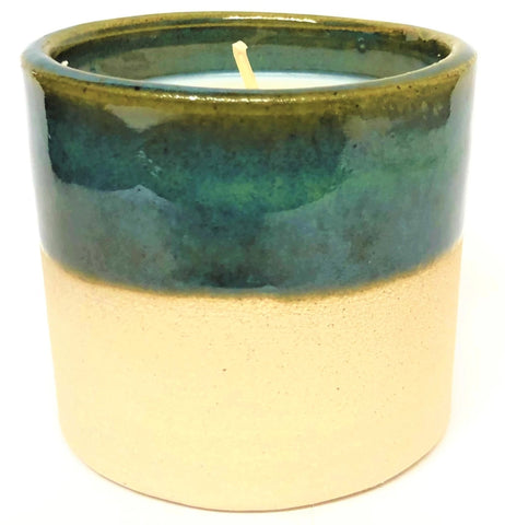 Peppermint Leaf All Natural Candle