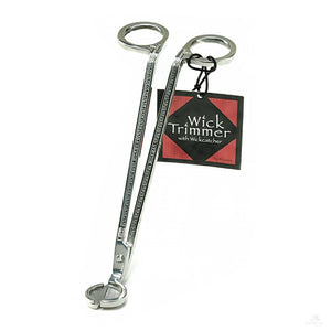 Stainless Steel Wick Trimmer-Candle Accessories-Aunt Momo's Handcrafted Candles