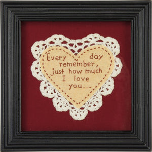 Wall Décor - Every Day Remember