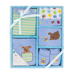 5-Piece Layette Sets - Boy and Girl