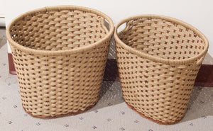 Oval Pot Covers w/Inset Ears