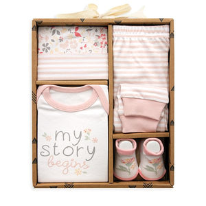 4-Piece Girl's Box Set - My Story