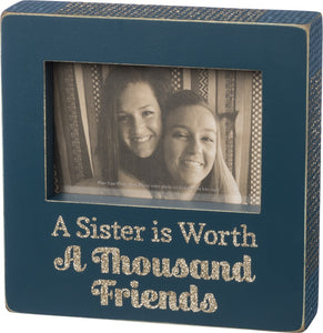Box Sign Frame - Thousand Friends