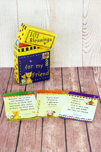 101 Blessings for My Friend - Promise Cards