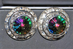 Swarovski Post Pierced Earrings