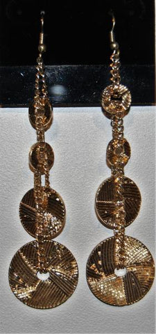 Long Dangling Earrings