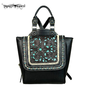 Trinity Ranch Tooled Collection Backpack