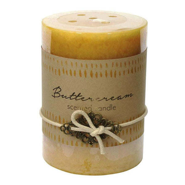"Pillar Candles - Different Scents (3"" x 4"")"