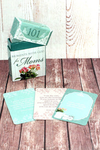 101 Moments with God for Moms Cards