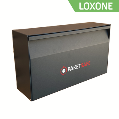 Paketsafe Plus Loxone