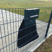 Fence-Mounting-Set Stainless Steel