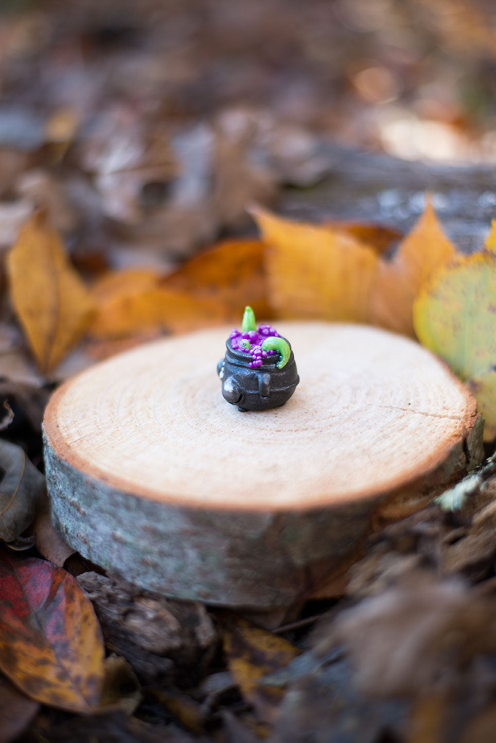 Purple Potion In Cauldron Spore Mishes Official